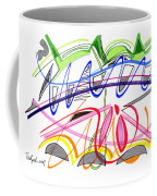 Modern Drawing Twenty-five Coffee Mug