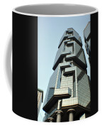 Modern Hong Kong  Coffee Mug