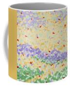 Modern Landscape Painting2 2of2 Coffee Mug by Gordon Punt