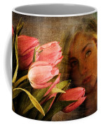 Modern Mona Lisa Coffee Mug