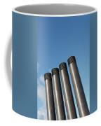 Modern Restaurant Chimneys Coffee Mug