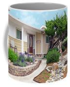 Modern Suburban House Hayward California 26 Coffee Mug