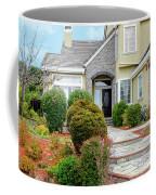 Modern Suburban House Hayward California 32 Coffee Mug