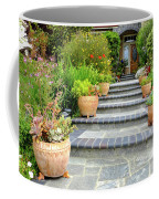 Modern Suburban House With Succulent Garden Hayward California 34 Coffee Mug