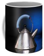 Modern Teapot. Coffee Mug
