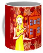 Modern Woman Coffee Mug by Patrick J Murphy