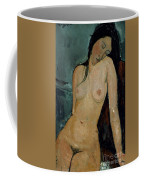 Modigliani: Nude, C1917 Coffee Mug
