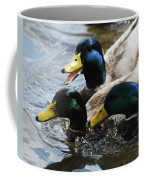 Moe Larry And Curly Coffee Mug