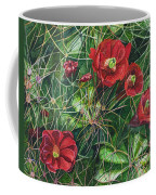 Mohave Mound Cactus Coffee Mug