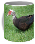 Mohawk Duck Coffee Mug