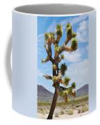 Mojave Joshua Tree Coffee Mug