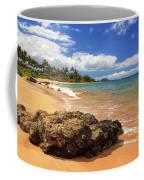 Mokapu Beach Maui Coffee Mug