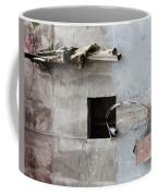 Mole On My Eye Coffee Mug