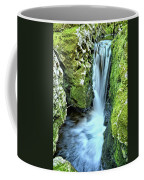 Moine Creek Goes Vertical Coffee Mug