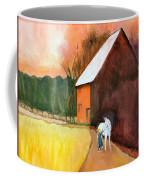 Molly And Me Coffee Mug