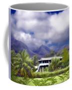 Moloa A Bay Hideaway Coffee Mug