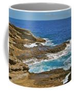 Molokai Lookout 0649 Coffee Mug