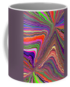 Molten Rainbow Redux Coffee Mug