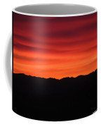 Molten Sky Coffee Mug