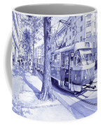 Moment In Prague - Ballpoint Pen Art Coffee Mug