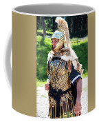 Watchful Roman Legionnary Soldier Coffee Mug