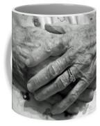 Mommas Hands Coffee Mug