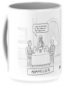 Mommelier Coffee Mug