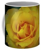 Moms Yellow Rose Coffee Mug