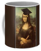 Mona Lisa  Graduation Day Coffee Mug