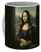Mona Lisa Coffee Mug by Leonardo da Vinci