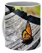 Monarch Butterfly I Coffee Mug