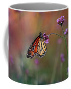Monarch Butterfly In Autumn 2011 Coffee Mug