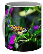 Monarch Buttefly Coffee Mug