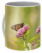 Monarch On Swamp Milkweed 2014-1 Coffee Mug