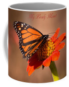 Monarch On Tithonia Mother's Day Gifts Coffee Mug