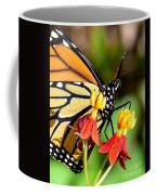 Monarch Pollination 1 Coffee Mug