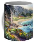 Monastery Beach, Carmel Coffee Mug