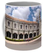 Monastery Of The Hieronymites Lisbon 5 Coffee Mug