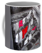 Monday We Do The Sheets - Urban Roof Top Coffee Mug