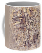 Mondrian: Composition, 1913 Coffee Mug