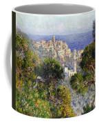 Monet: Bordighera, 1884 Coffee Mug