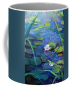 Monets Garden Coffee Mug