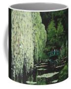 Monet's Garden Coffee Mug