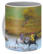 Mongolian Rider Coffee Mug