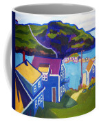 Monhegan Harbor Coffee Mug