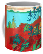 Monhegan Hue Coffee Mug