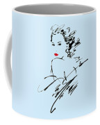 Monique Variant 2 Coffee Mug