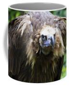 Monk Vulture 3 Coffee Mug