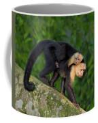 Monkey On My Back Coffee Mug