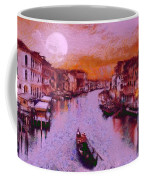 Monkey Painted Italy Again Coffee Mug